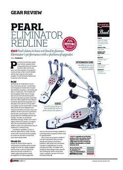 Rhythm Pearl Eliminator Redline