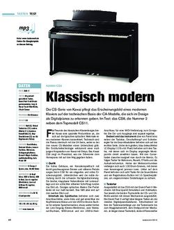 tastenwelt Kawai CS8