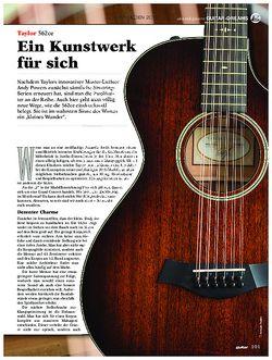 guitar Taylor 562ce