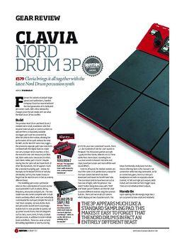 Rhythm Clavia Nord Drum 3P