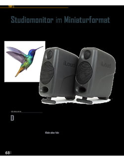 Professional Audio IK Multimedia iLoud Micro Monitor