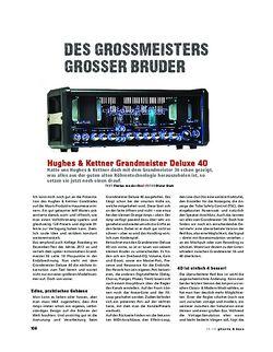 Gitarre & Bass Hughes & Kettner Grandmeister Deluxe 40