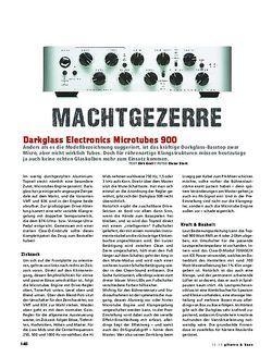 Gitarre & Bass Darkglass Electronics Microtubes 900