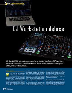 Professional Audio Denon MCX8000
