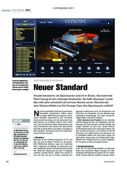 tastenwelt Spectrasonics Keyscape: Neuer Standard