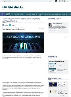 Amazona.de Keyscape Creative