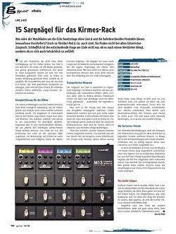 Guitar gear Effekte - Line 6 M13