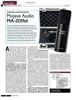 KEYS Mojave Audio MA-201fet