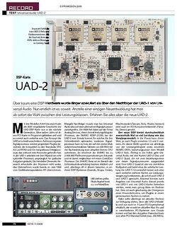KEYS Universal Audio UAD-2