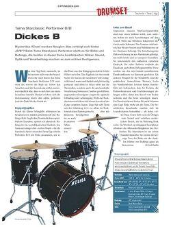 DrumHeads Instrumente & Technik: Tama Starclassic Performer B/B