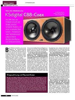 KEYS KSdigital C-88-Coax