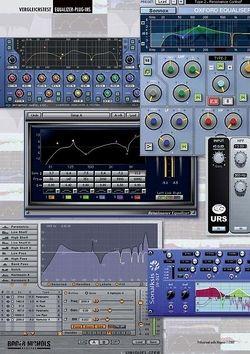 Professional Audio Willkommen auf der Frequenz- Achterbahn: EQ Plugins