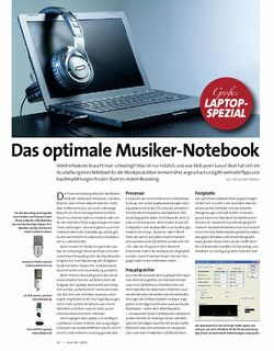 Beat Das optimale Musiker-Notebook