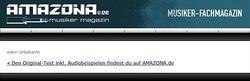 Amazona.de Rezension: Das Mikrofonbuch