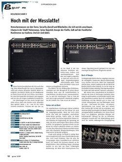 Guitar gear Amp - Mesa/Boogie Mark V