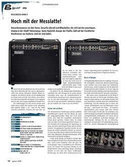 Guitar gear Amp - Mesa/Boogie Mark V