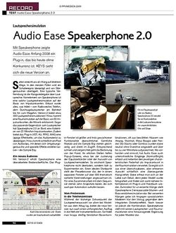KEYS Audio Ease Speakerphone 2.0