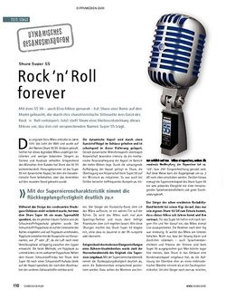 Soundcheck Test: Shure Super 55