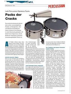DrumHeads Instrumente & Technik: Latin Percussion Signature Packs
