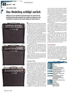 Guitar Line 6 Spider-IV-Serie