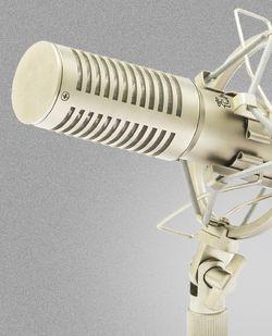 Bändchenmikrofone
