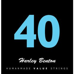 Valuestrings Bass Guitar Light Harley Benton