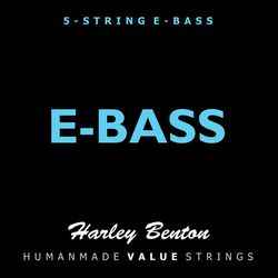 Value Strings Bass 5-String Harley Benton