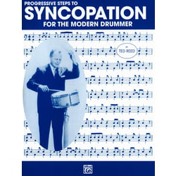 Syncopation Modern Drummer Alfred Music Publishing