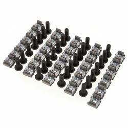 M5 Rack Nut Pack Set K&M