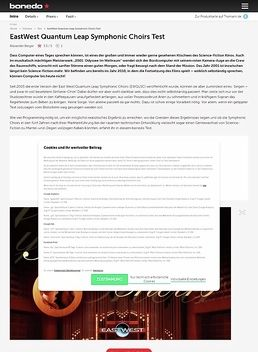Symphonic Choirs Platinum