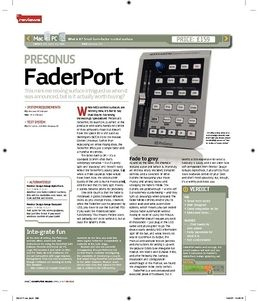 Faderport