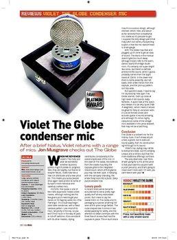 The Globe Standard
