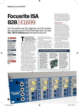 ISA 828 B-Stock