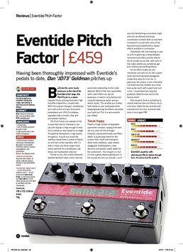 PitchFactor