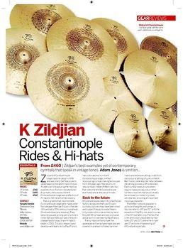 "17"" K' Constantinople Orch."
