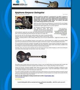 Emperor Swingster WR