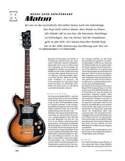 MS500/50th Anniversary