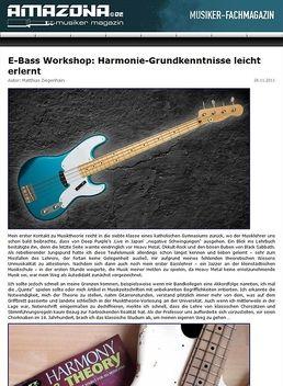 Haunschild Harmonielehre I
