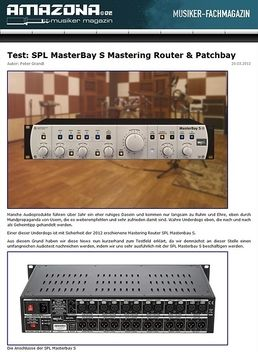 MasterBay S