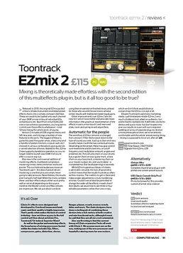 EZmix 2 Upgrade