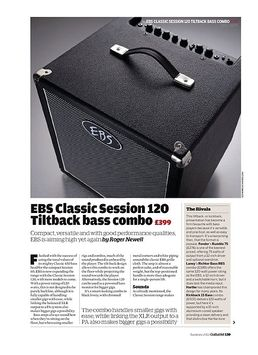 Classic Session 120 Bass Combo