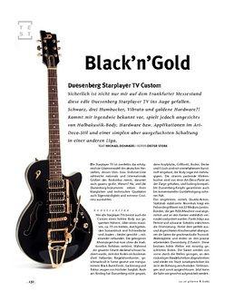 Starplayer TV Custom Black