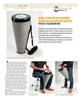 TFLEX-11G Flex Drum