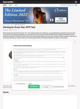 John Petrucci JP70BKS