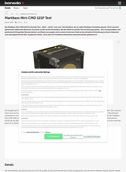 Mini CMD 121P