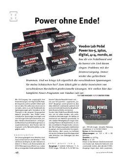 Pedal Power 4x4