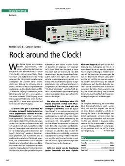 MC-3+ Smart Clock silver