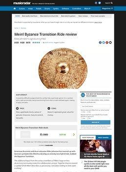 "21"" Byzance Transition Ride"
