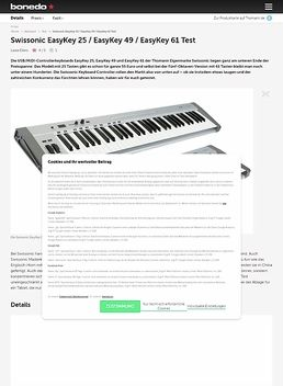 EasyKey 61