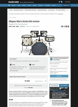 Mars Rock Shell Set RW